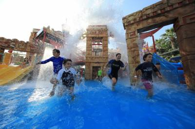 Dubai Attractions Entertain Families And Residents in The UAE As City Prepares To Welcome Tourists From 7 July