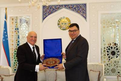 Uzbekistan's Hotel Business to be Developed Together with Leading Experts from the UAE