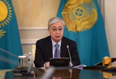 President of Kazakhstan outlines the challenges of the next stage
