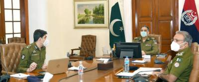 IG Punjab Chaired a session of Motor Transport Wing and expressed satisfaction over repairing and restoring work of vehicles