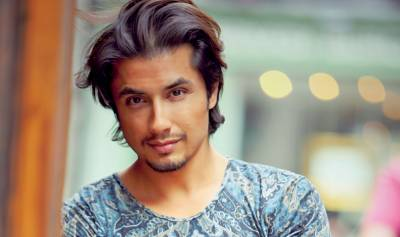 I sang for my first crush but unfortunately she turned me down, Ali Zafar