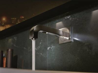 In the era of COVID-19 sensor-controlled taps and faucets from hansgrohe and AXOR offer hygienic comfort and save resources
