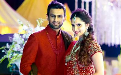 Shoaib Malik made an interesting request to his wife