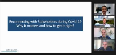 Businesses highlight importance of engaging with stakeholders during Covid-19