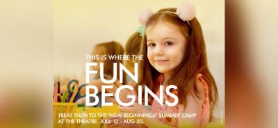 """Calling all creative kids: Mall of the Emirates' """"New Beginnings"""" summer camp wants the little ones to indulge their creativity"""