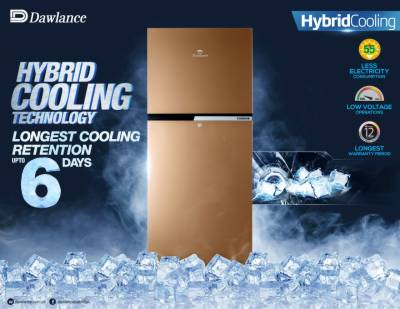 Dawlance introduces Hybrid Cooling Technology in New Refrigerator Series