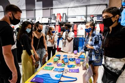 Nike's Mall of the Emirates store reopens with sustainability at the core