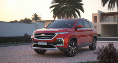 Introducing the ideal road trip SUV: the all-new Chevrolet Captiva