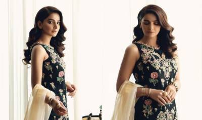 Celebrate Every Moment of Your Life whether You are Happy or Sad, Saba Qamar