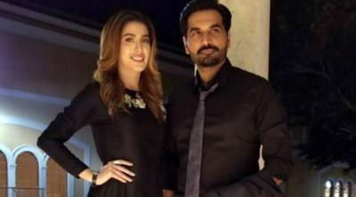Mehwish Hayat and Humayun Saeed lament Beirut blasts