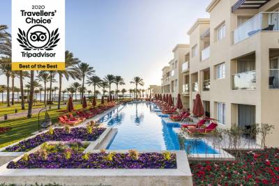 "Rixos Premium Seagate and Rixos Sharm El Sheikh Received Tripadvisor's ""Travelers Choice Best of the Best 2020"" Awards"
