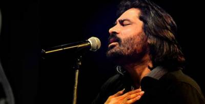 Shafqat Amanat Ali released a new song on Independence Day