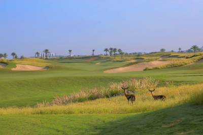 THE UAE CAPITAL IS COMMITTED TO SAFELY WELCOMING INTERNATIONAL GOLFERS AGAIN