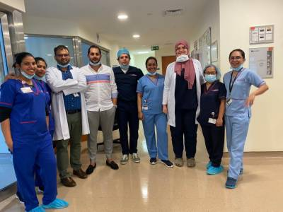 A month-long Comatose Man is Brought Back to Life by Dubai Doctors