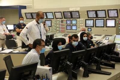 Barakah Nuclear Energy Plant Unit 1 Successfully Connects to UAE's Transmission Grid