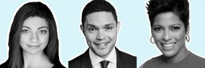 Comedian Trevor Noah and Host Tamron Hall Lead PMI® Virtual Experience Series Event on 25 August