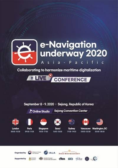 The Republic of Korea Hosts the 4th e-Navigation Underway Asia-Pacific Conference, Including a Special Showcase of the Maritime Connectivity Platform