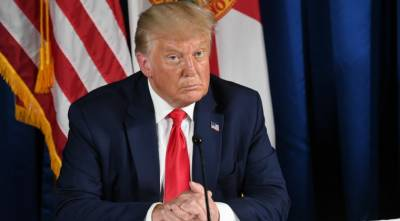 Counting the votes could take weeks or months, Donald Trump