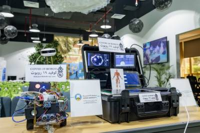 Ajman University Innovation Projects Supported with AED 50,000