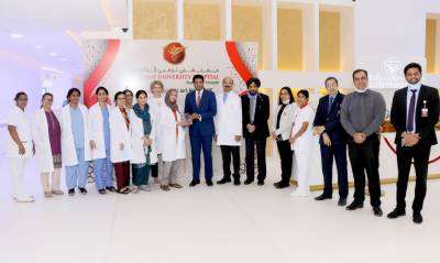 Thumbay University Hospital'sCenter for Obstetrics and Gynaecology Celebrates 1000 Births within a Year of Opening
