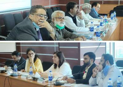 CCP Holds Consultative Meeting to discuss competition distortions in wheat sector