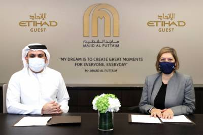 Majid Al Futtaim's SHARE partners with Etihad Guest to open world of travel, shopping and entertainment benefits for members