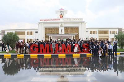 Over 10,000 Students to Participate in the First Online Arts & Science Exhibition atGulf Medical University