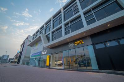 AFM Opel Opens Brand-New State-of-the-Art Showroom on Sheikh Zayed Road