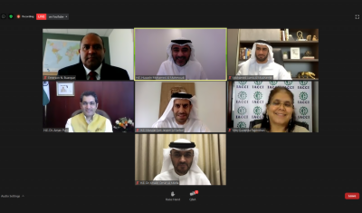 Invest in Sharjah webinar explores opportunities for Indian businesses in UAE