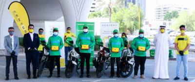 Century Financial distributes COVID-19 hygiene and safety kits to Careem customers and captains