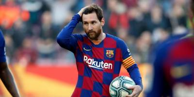 Messi announces not to leave Barcelona