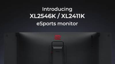 BenQ ZOWIE Announces All New XL-K Génération Esports Gaming Monitors in the Middle East