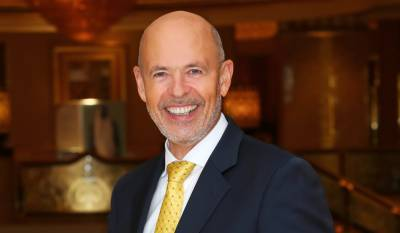 Michael Koth appointed as general manager of emirates palace, Abu Dhabi