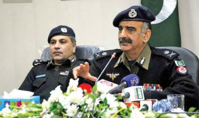 On the instructions of IG Punjab, crackdown against anti-social elements was intensified across the province