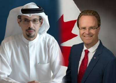 Canada and Dubai Chamber of Commerce discuss Post-COVID Economic Recovery