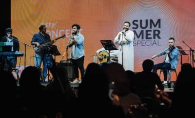 DUBAI'S EVENTS INDUSTRY STAGES A GRAND COMEBACK