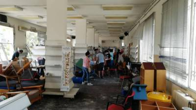 Bodour Al Qasimi issues directive to restore three libraries damaged in Beirut explosion
