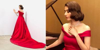 Syra Yousuf's new look unveiled