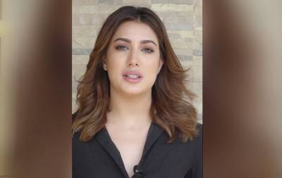 Are we living in a civilized society or in the jungle? Mehwish Hayat
