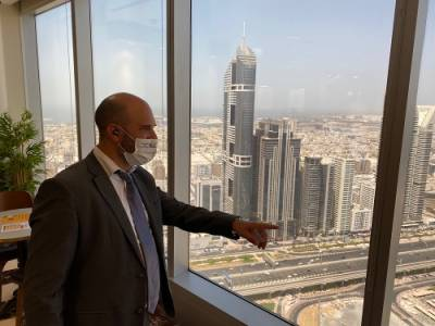 Emirates-Israel investment group sees great investment potential in normalization talks