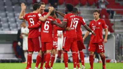 German Football League Bundesliga: History were made in the first match of the new season