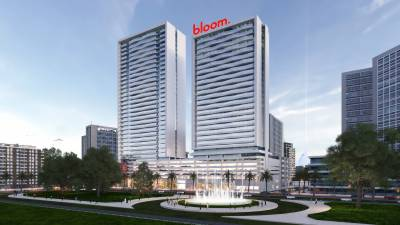 BLOOM PROPERTIES' DUBAI PROJECTS ON TRACK FOR HANDOVER