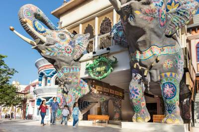 Get Ready To Rove At Dubai Parks And Resorts With Stays Starting From AED 199, Inclusive Of 2 Theme Parks Tickets