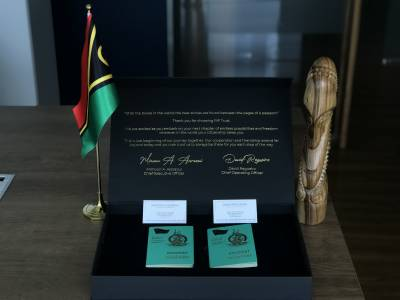 Vanuatu Government reaffirms the constitutional rights of its citizens under all citizenship programmes