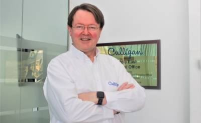 PROPER HYDRATION IN THE WORKPLACE VITALTO BOOST BUSINESS, SAYS CULLIGAN