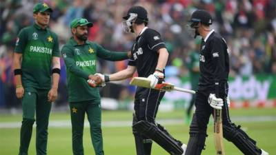 New Zealand announces series schedule with Pakistan