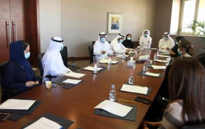 SCCI discusses formulating unified plan for developing shopping seasons and promotions in Sharjah