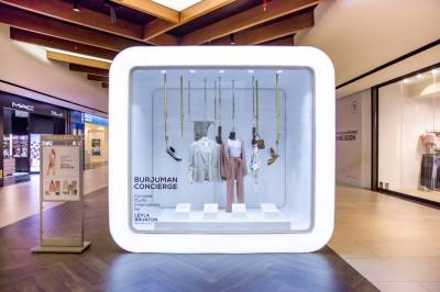 Presenting BurJuman Concierge, curated outfit inspirations online and in-store, exclusively by BurJuman