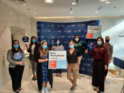 For the first time in GCC, Great Place To Work reveals 2020 Best Workplaces for Women