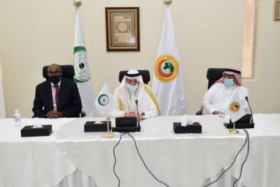 OIC Secretary General Thanks the ISF for its Support in Financing the Rohingya Case atthe ICJ